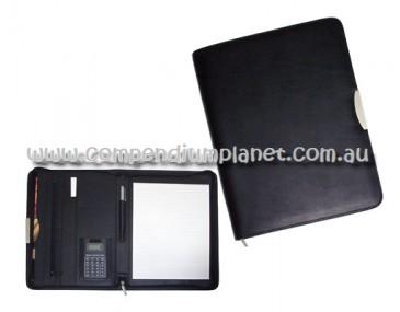 Custom A4 Portfolio with Solar Calculator