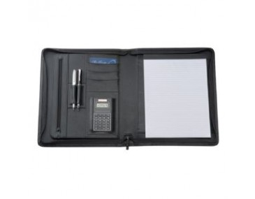 A4 Personalised Leather Compendiums