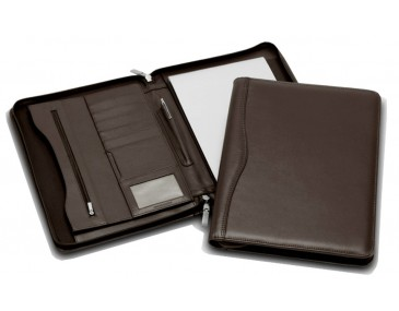 Brown Promotional Padfolio
