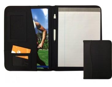 Personalised A4 Compendium Marino Pad Cover