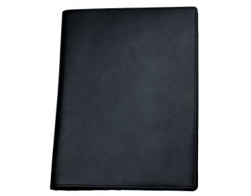 Fontvieille A4 Leather Pad Cover