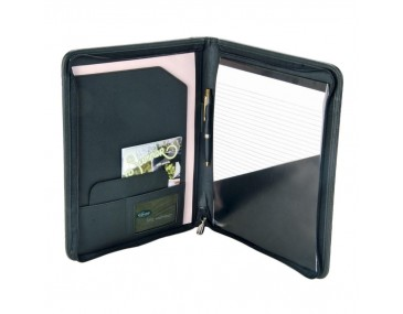 Luxury A4 Leather Compendiums With Branding