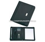 Custom Leather Compendium A4 Napoli