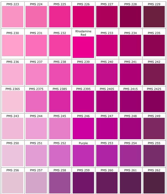Pantone Colour Chart Hot Selling Pantone Colour Chart Tpg Fhipn For
