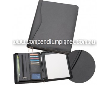 A4 Rockdale Luxurious Leather Compendium