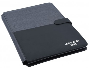 A4 Padfolio With Corporate Branding