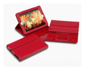 Ipad Promotional Compendiums Red