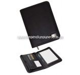 Corporate A5 Zippered Compendium
