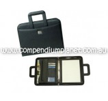 Corporate A4 Compendium with Pull Out Handles