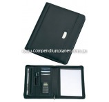 Custom Leather Compendium A4 Napoli