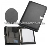Corporate Leather Binder A4 Compendium