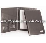 Custom Leather Compendium A4