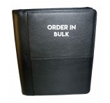 Cutter and Buck A4 Branded Compendiums