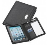 Premium Zippered iPad Compendium