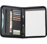 Presi Brandable Zippered Compendium A4